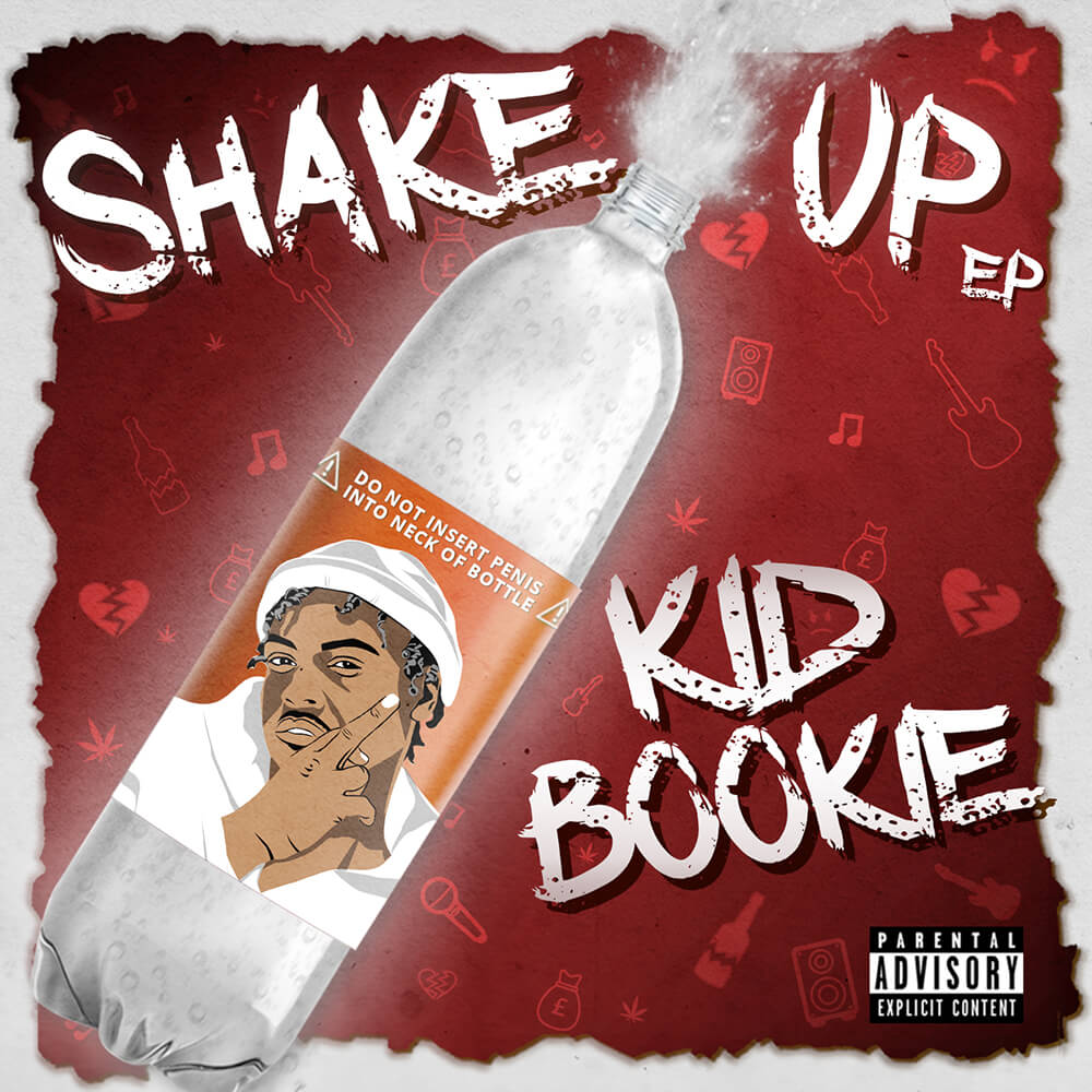 Shake Up EP Kid Bookie